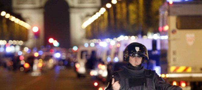 Communiqué Attentat Champs-Elysées