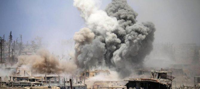 Communiqué Syrie